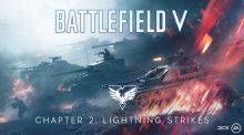 """BF5:「チャプター2:電撃の洗礼」パッチノート公開、""""分隊コンクエスト""""や新武器、デス時の仕様改善など"""