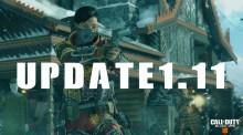 CoD:BO4: 1.11アップデートのプレビュー公開、ブラックアウトに新モード、ダブルXP、ガントレット詳細など