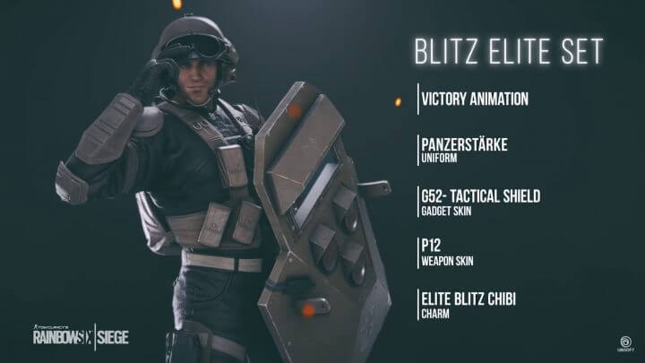 レインボーシックス シージ:「Road to S.I.」でのオペレーターBAN率公開、Blitzは驚異の60%超え