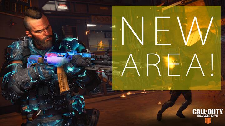 CoD:BO4:ブラックアウトの新エリア開発中、次回オペレーションで追加か