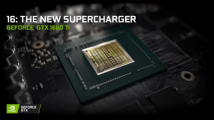 Nvidia、279ドルからのゲーム向けGPU「GeForce GTX 1660 Ti」新発売