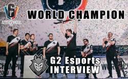 R6PL:R6インビテーショナル2019 王者 G2 Pengu選手インタビュー、王者に聞く勝利の秘訣と日本ファンへのメッセージ