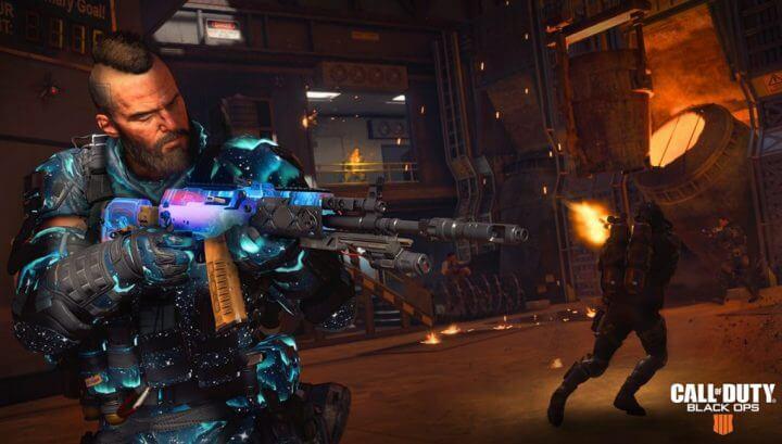 CoD:BO4: Xbox OneとPCに最新のゲーム設定アップデート、ブラックアウトでのペイント缶による迷彩システム登場