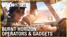 レインボーシックス シージ:新オペレーター「Gridlock」「Mozzie」の詳細公開、攻撃罠2人目とドローンハック