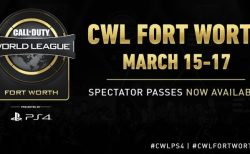CoD:BO4:今季2度目のメジャー大会「CWL フォートワース」3月16日から開催、日本からはRush GamingとLibalent Vertexが参戦