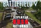 BFV:32人対戦の「ラッシュ」が今日から復活開催、3月20日までプレイ可能