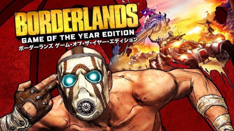 初代のHDリマスター『ボーダーランズ』ゲーム・オブ・ザ・イヤー・エディションのトレーラー公開、4月4日発売