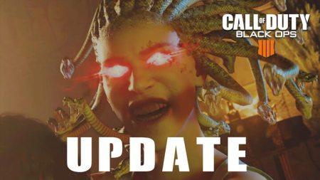CoD:BO4: 最新ゲーム設定アップデート配信、「MKII」確約の無料武器クレート詳細や多数のバグ修正
