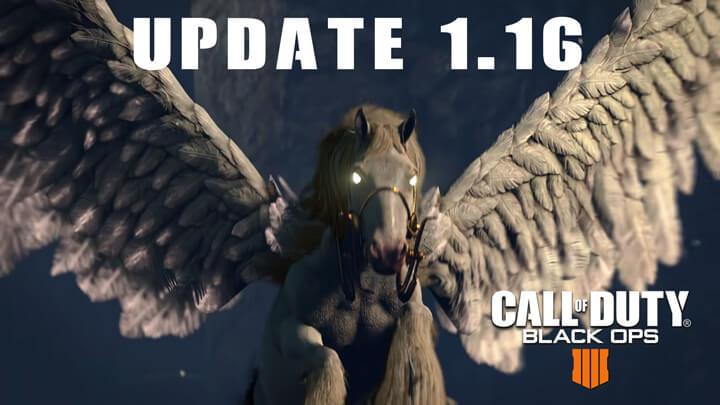CoD:BO4:アップデート1.16配信、新ゾンビ「Ancient Evil」や「ベアボーン」モード追加(PS4)