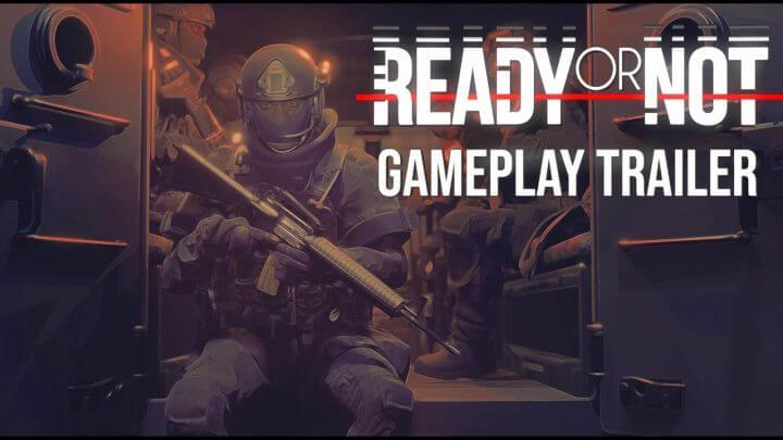 """""""超リアル系""""タクティカルFPS『Ready or Not』:ゲームプレイトレーラー公開!発売日は2020年で予約受付も開始"""