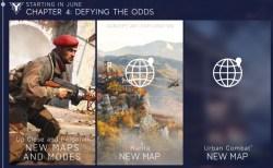 BFV: チャプター3「炎の試練」以降のロードマップが公開、チャプター4とチャプター5が明らかに