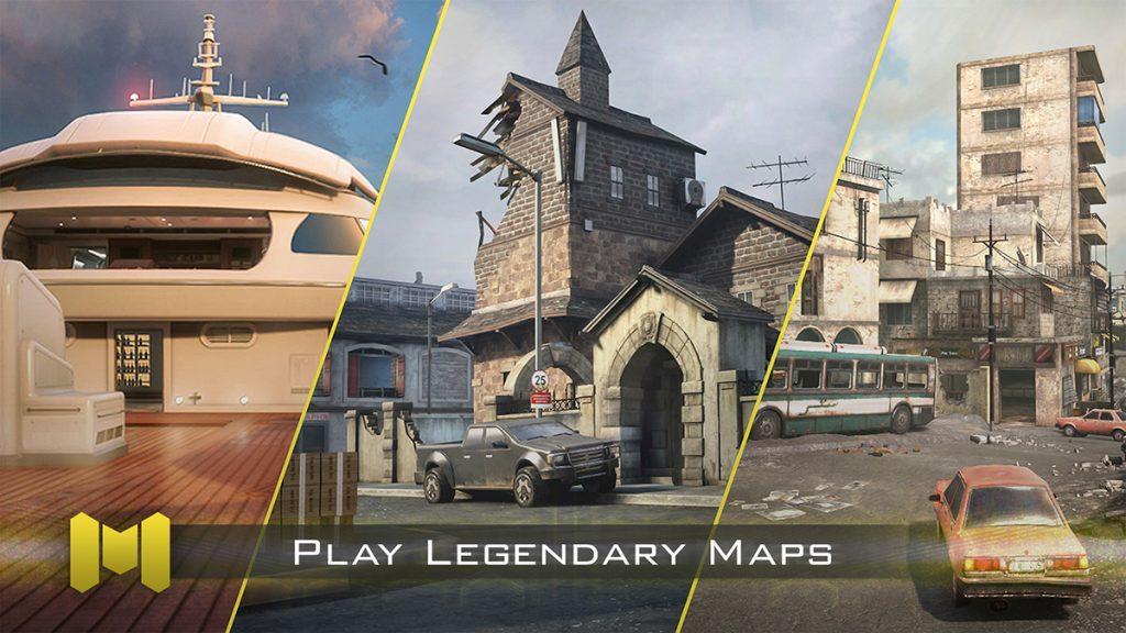 『Call of Duty: Mobile(コール オブ デューティ モバイル)』スクリーンショット3