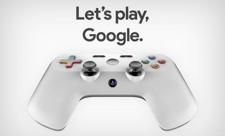 Google 謹製ゲームコントローラーのデザインと概要発見、近く正式発表か
