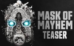 『ボーダーランズ』最新作のティザートレーラー「Mask of Mayhem」が公開
