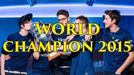 JIKA world Champion