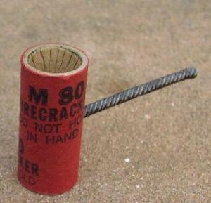 M-80 Firecrackers