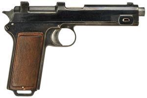Maschinenpistole M1912
