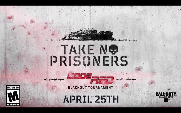 CoD:BO4:賞金総額450万円の公式「ブラックアウト」トーナメントが4月26日開催、ストリーマー向けでキル数を競うユニークなルール
