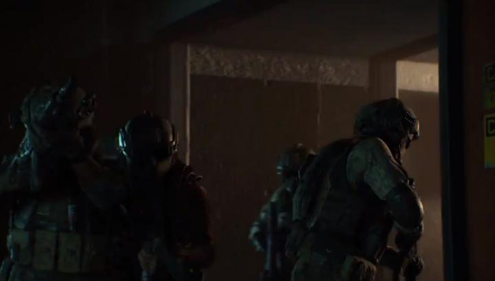CoD:BO4:次期オペレーションの第2弾ティザー映像公開、透明の何者かが兵士たちを刃物で静かに仕留める