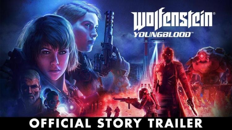 協力プレイFPS『Wolfenstein: Youngblood』7月26日発売、双子姉妹がナチスに立ち向かうシリーズスピンオフ