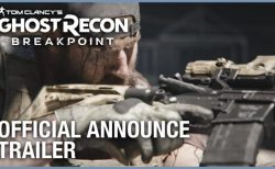 Ubisoftがシリーズ最新作『ゴーストリコン ブレイクポイント』発表、サバイバル主体で発売日は2019年10月4日