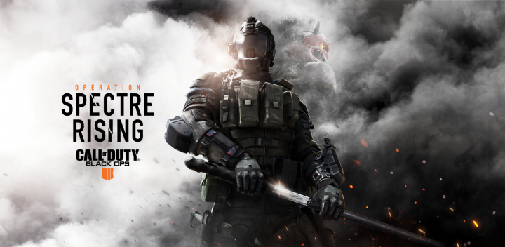 CoD:BO4: 新オペレーション「Operation Spectre Rising(忍び寄る幻影)」配信開始、ローンチ初週の配信コンテンツを公開