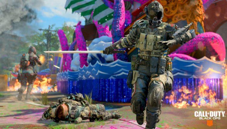 CoD:BO4: 作戦「忍び寄る幻影」でさらなる新武器や50対50のブラックアウト「Ground War」追加へ