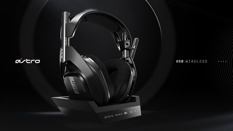 Astro Gaming、ワイヤレスゲーミングヘッドセット「ASTRO A50」と改良型「ASTRO A40 TR」「ASTRO MixAmp Pro TR」を国内発売
