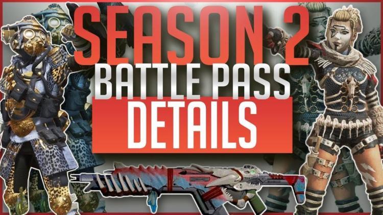 エーペックスレジェンズ:シーズン2バトルパス概要を一部先行初公開、デイリー・ウィークリーチャレンジ実装や好きなレジェンダリーを獲得できる機能など