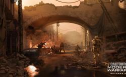 CoD:MW: マルチプレイヤーではスペシャリストや特殊アビリティはなし、銃をカスタマイズするガンベンチも登場