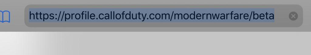 『Call of Duty:Modern Warfare』ベータ版の予兆
