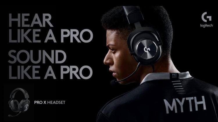 ロジクール、ボイスエフェクト機能やサラウンドサウンドに対応したゲーミングヘッドセット「PRO X」8月29日発売