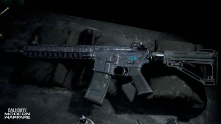 CoD:MW: 武器をカスタマイズする