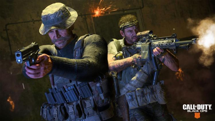 CoD:MW:予約特典に『CoD:BO4』ブラックアウトキャラクター「プライス大尉(オリジナル)」が追加(PS4先行)