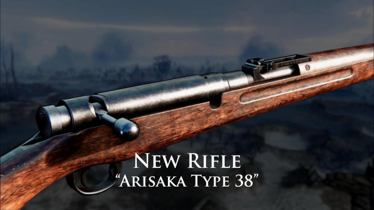 有坂銃 arisaka