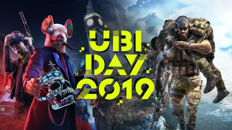 ユービーアイソフトの参加型イベント「UBIDAY2019」東京・大阪の2都市で開催決定、完全招待制の前夜祭「UBIDAY EVE」も実施