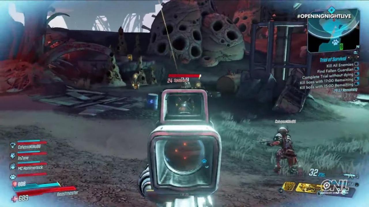 ボダラン3: 高難易度コンテンツ「殺戮サークル」と「試練の間」、『ボダラン2』のBadass Rankが進化した「ガーディアン・ランク」の存在が判明
