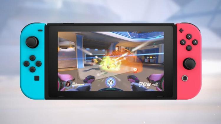 オーバーウォッチ:Nintendo Switch版の予約受付開始、発売日は2019年10月16日