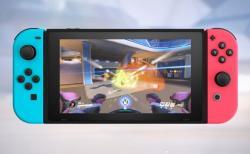【予約購入受付中】オーバーウォッチ _ Nintendo Switch版 発売日告知トレーラー 0-13 screenshot