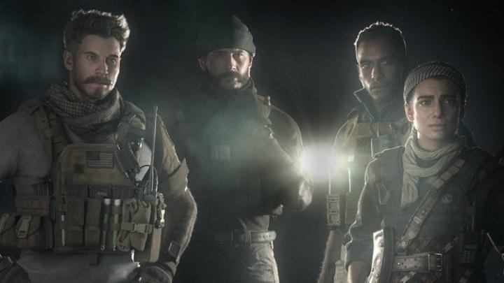 [噂] CoD:MW:キャンペーンに登場する過去作のキャラクターがリーク、ソープやゴーストもその中に