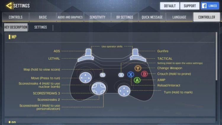 CoD Mobile:コントローラー操作のオプションが突然削除、今後の対応は不明