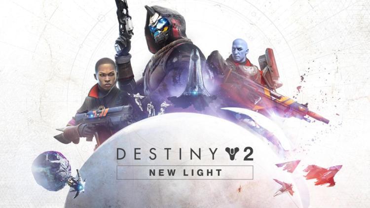 Destiny 2「新たな光」:10月2日より基本プレイ無料化、本編と拡張コンテンツ「オシリスの呪い」「ウォーマインド」を無料でプレイ可能