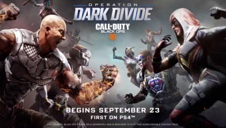 CoD:BO4:新作戦「Dark Divide」を発表、さらに最後のゾンビマップに向けた新たなティーザー画像を公開