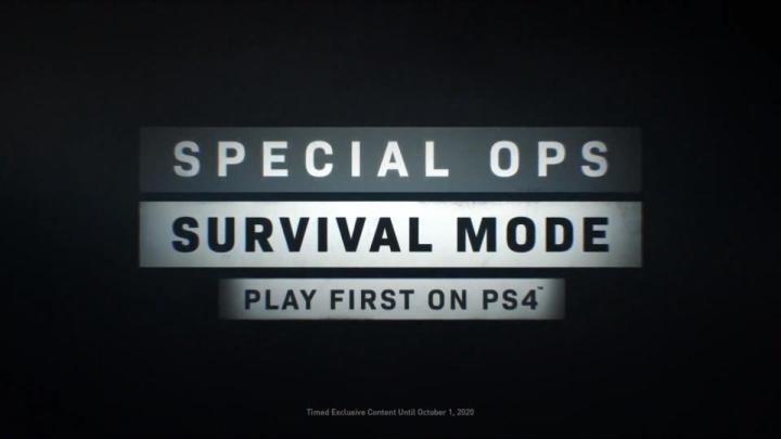 CoD:MW:Infinity Wardが「スペシャルオプス:サバイバル」発表に対する疑問や不満に回答、PC/Xbox Oneに「スペシャルオプス」は実装されるのか?