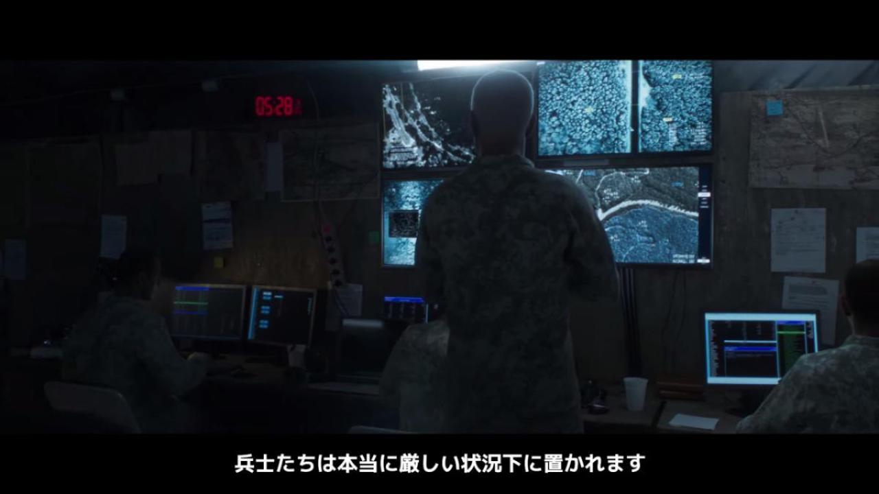 CoD:MW:日本語版ストーリートレーラーメイキングが公開