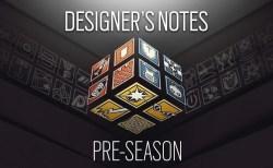 『レインボーシックスシージ』Y4S3デザイナーズノート