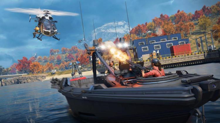 CoD:BO4:アップデート配信、マルチで「Arms Race TDM」復活 / 次回大規模アップデートで「Jungle Flooded」追加 / ゾンビの最終章は9月など