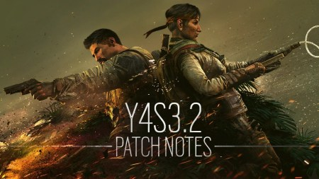 レインボーシックス シージ:Y4S3.2パッチノートが公開、またもやボルカンシールドの仕様変更