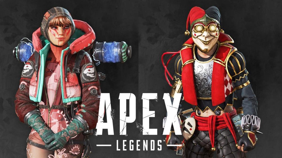 スキン apex