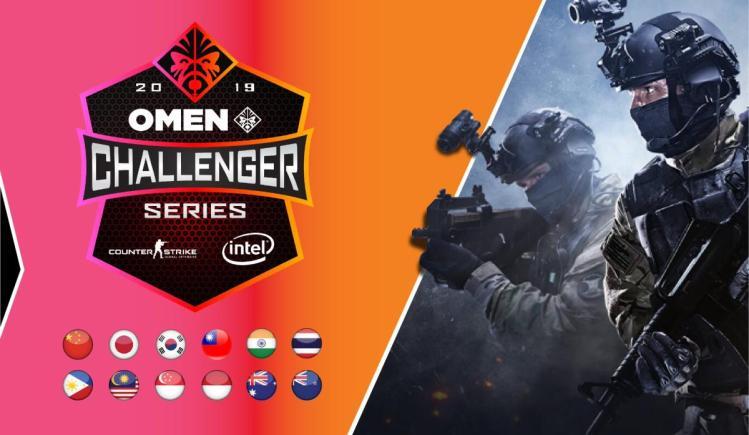 CS:GO世界大会「OMEN Challenger Series 2019」が11月1日12時30分からライブ配信、日本チームAbsoluteを応援しよう